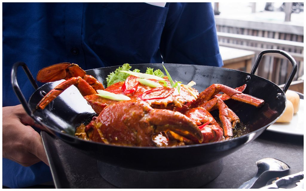 Dapur Seafood Giant Crab