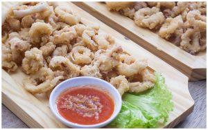 Dapur Seafood Fried Calamary