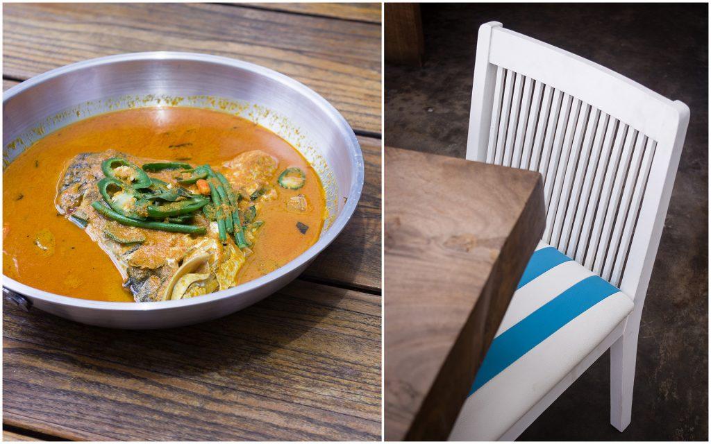 Dapur Seafood Minang Fish Head Gulai