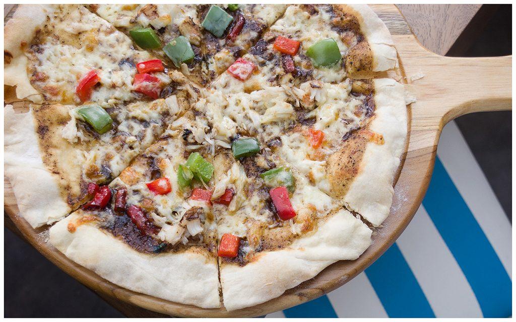 Dapur Seafood Pizza