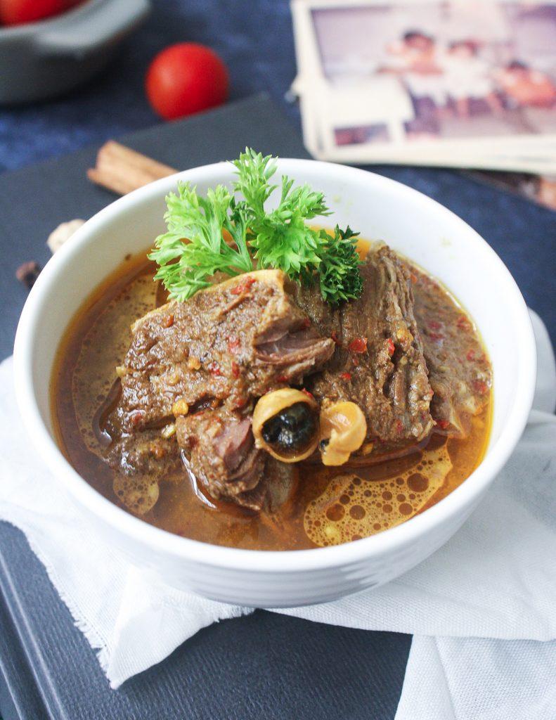Grandma's beef curry recipe