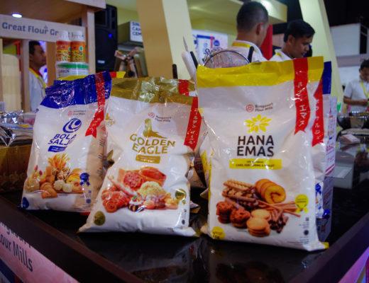 Bungasari at SIAL Interfood