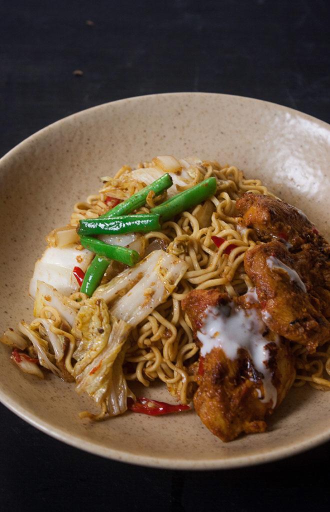 Indian Fried Noodles