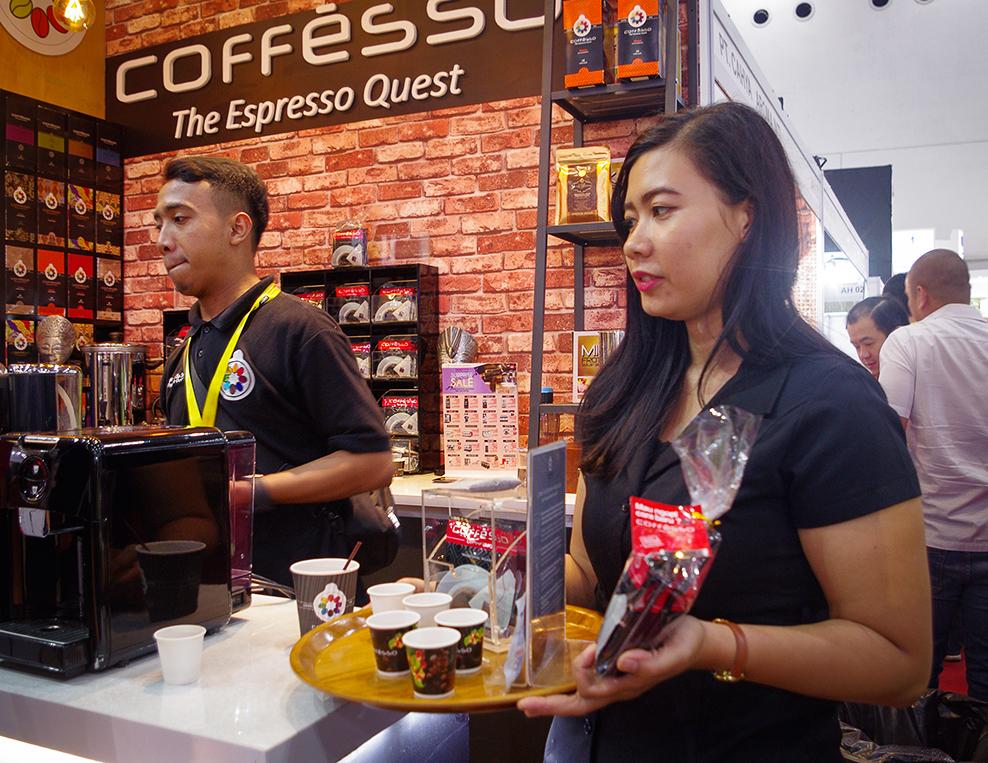 Coffesso Coffee Bag