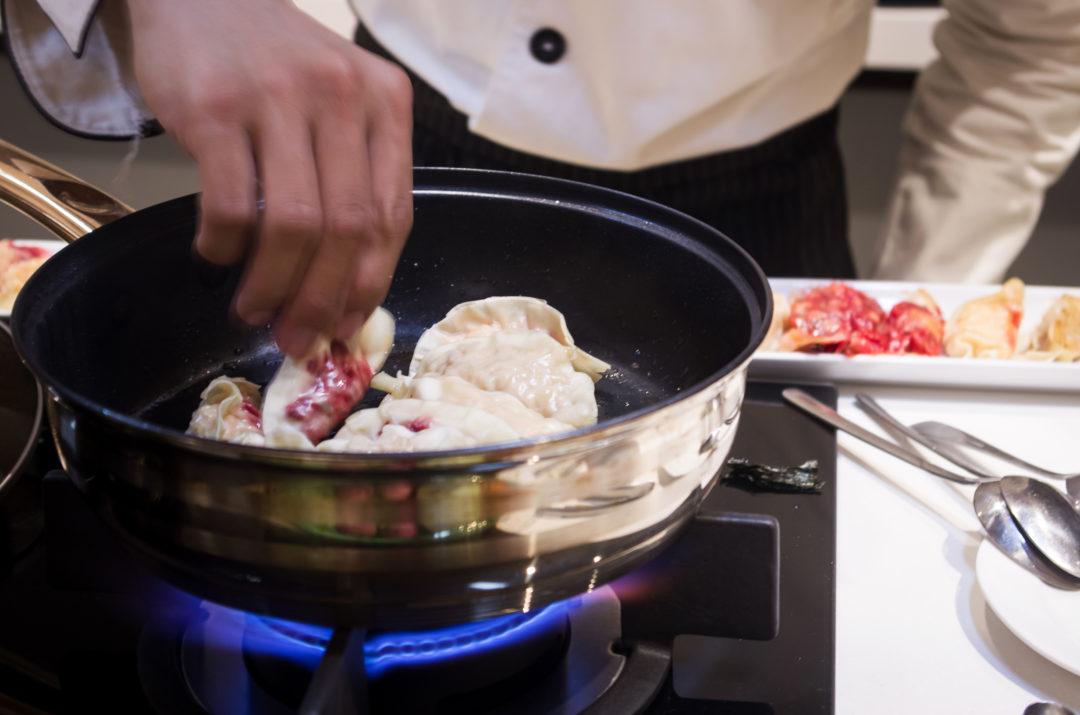 Cooking Class at Gyoza Bar