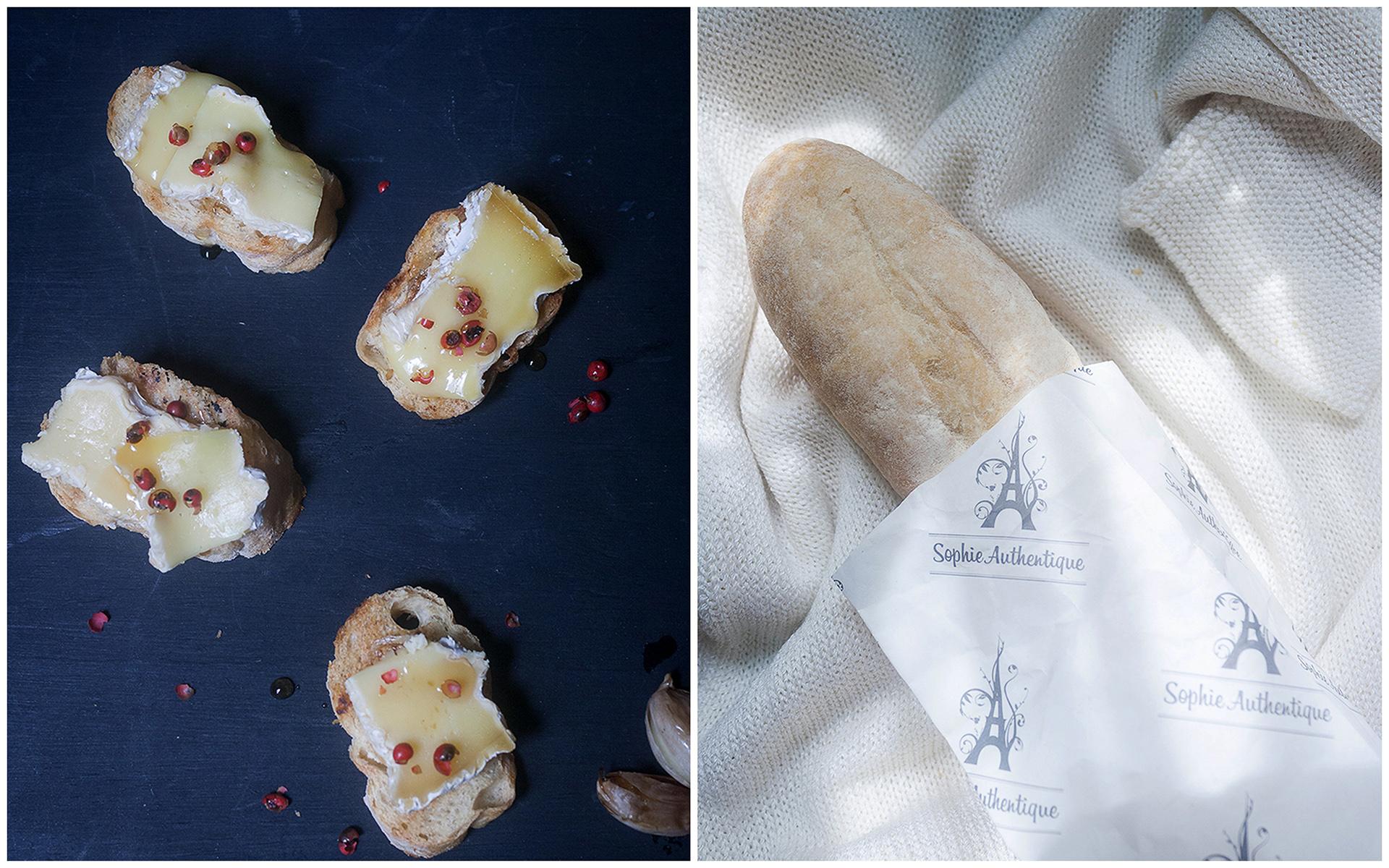Garlic Confit Crostini