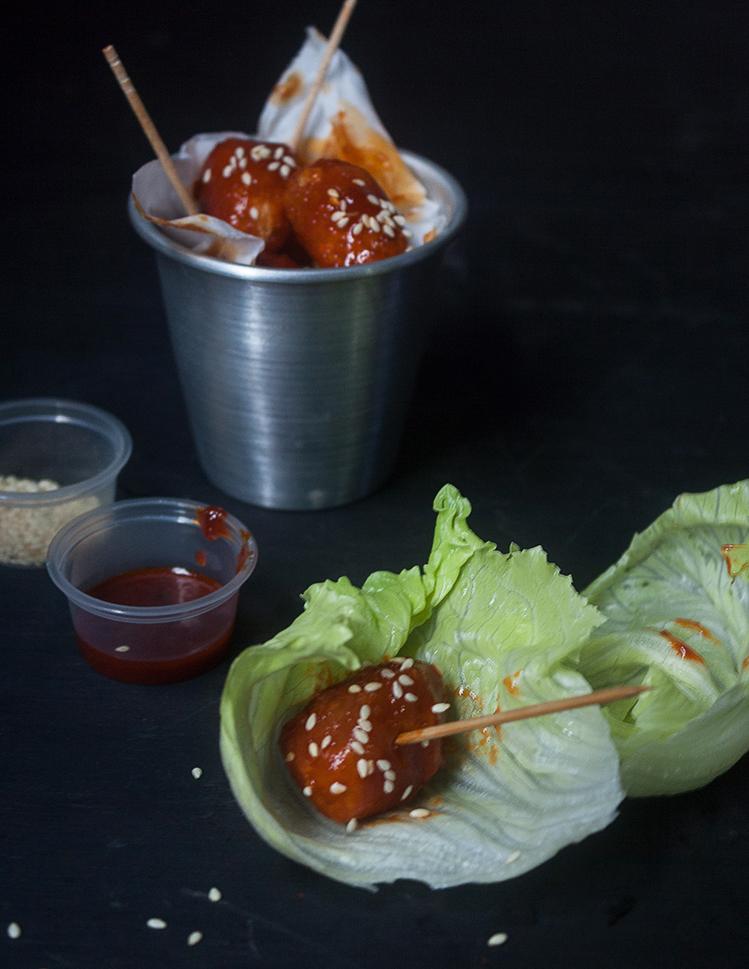 Cireng Sriracha