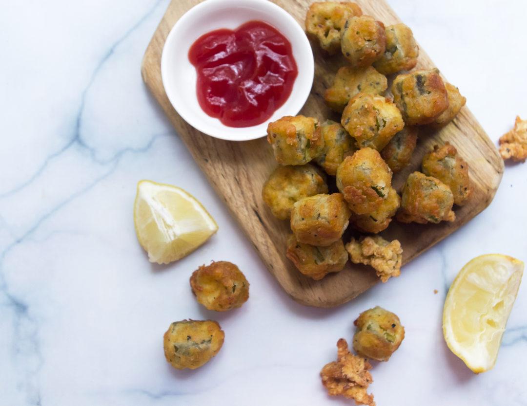 Fried Okra Bites