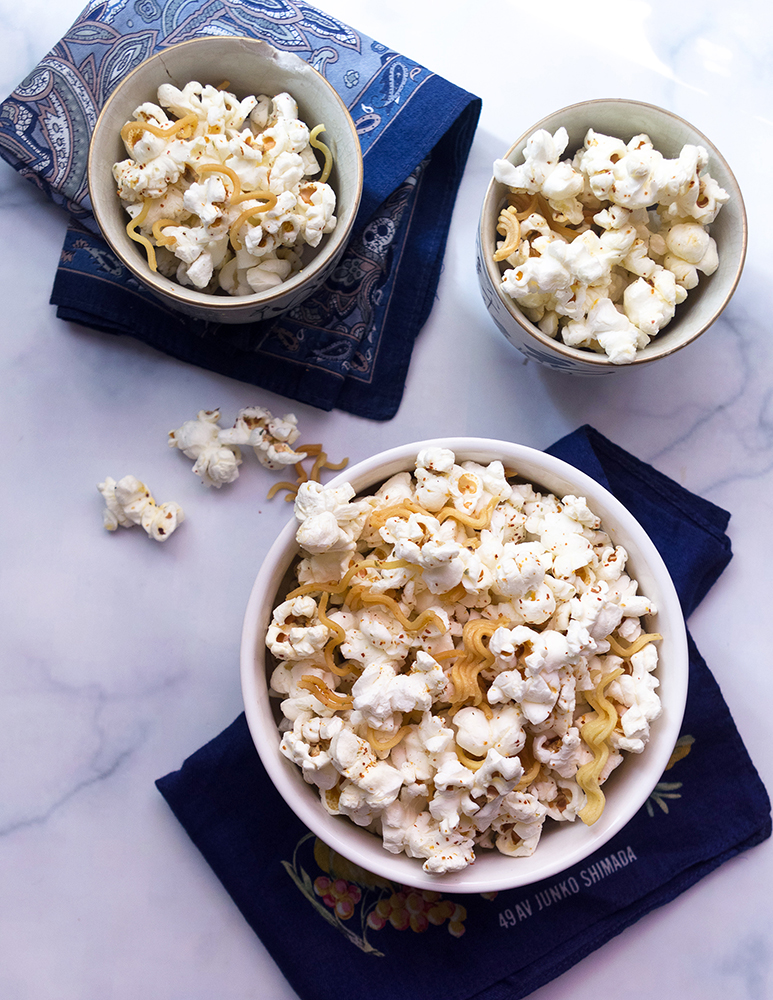 Asian Games Party Popcorn