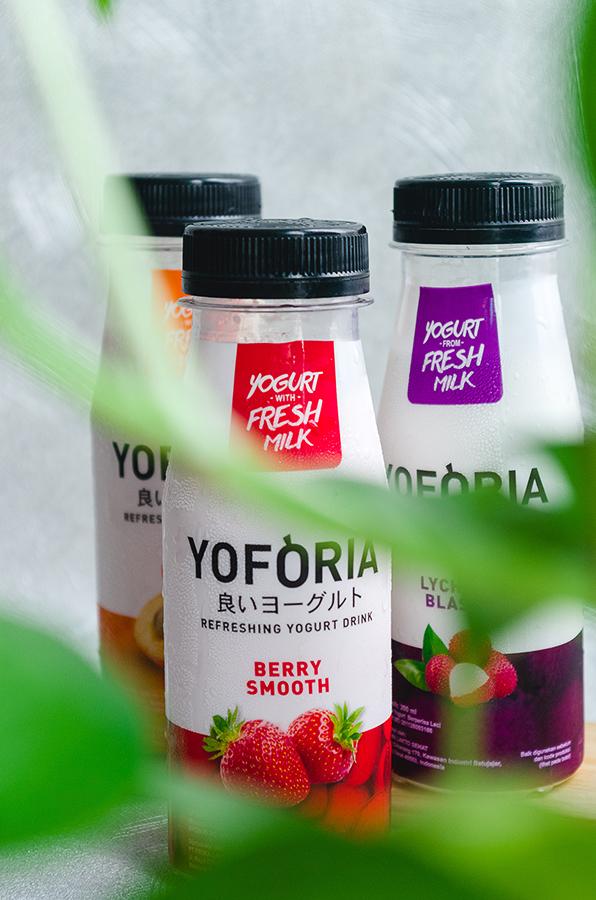 Yoforia Fresh Yogurt with Dietary Fiber